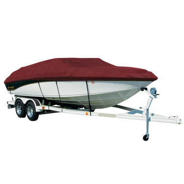 Sharkskin Boat Cover For Triton Tr 21X Dc W/Port Motor Guide Troll MOTOR