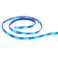 "T-H Marine LED Flex Strip Rope Light, 24""L - Blue"
