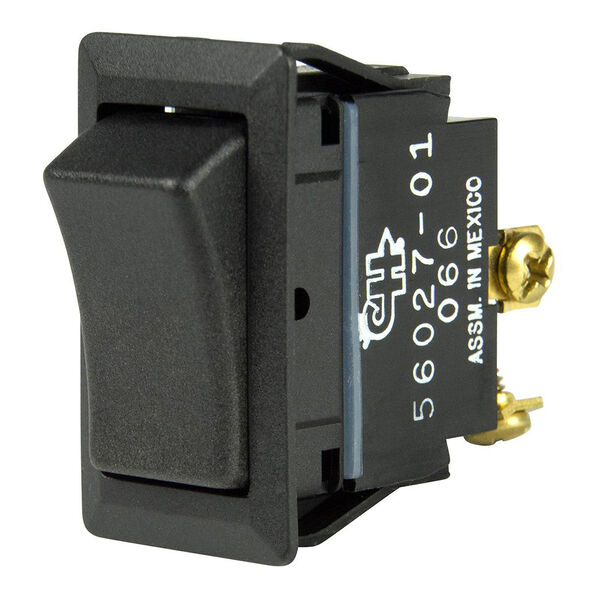 BEP SPST Rocker Switch, On/Off
