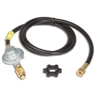 Mr. Heater 5' Hose and Regulator for 20-lb. Tank