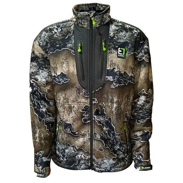 Element Outdoors Men's Axis Series Mid-Weight Jacket