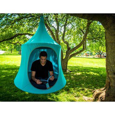 TreePod Lounger 6', Slate Blue