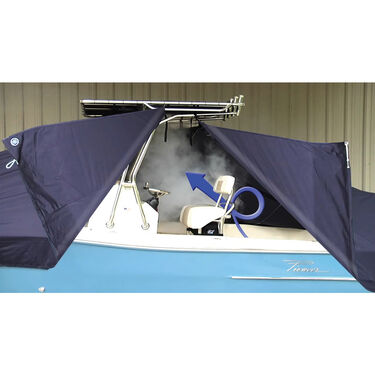 Taylor Made T-Top Boat Cover for Sportsman 211