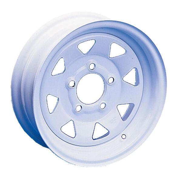 """8-Spoke Wheel 15"""" x 4 1/2"""""""