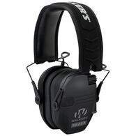Walker's Razor Series Slim Shooter Folding Electronic Earmuff, Black