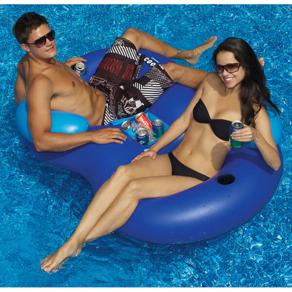 Solstice Cooler Combo Float
