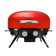 EaZy BrandZ oberdome BBQ & Multi-Oven, Red