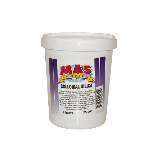 MAS Epoxies Colloidal Silica, Quart