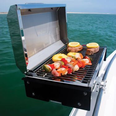 Kuuma Profile 150 Propane Gas Grill with Regulator
