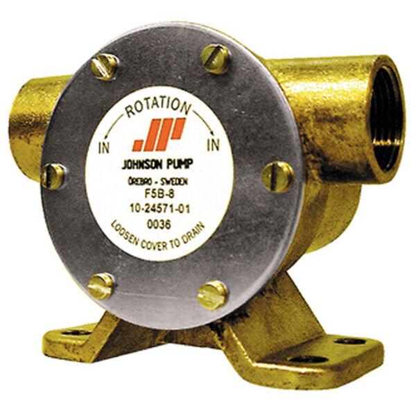 Johnson Pump F6B-9 Bronze Flexible Impeller Pump