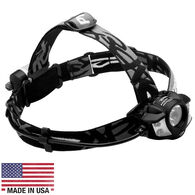 Princeton Tec Apex LED Headlamp, Black/Grey