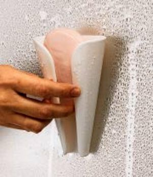 Thumbs Up Soap Saver - Clear