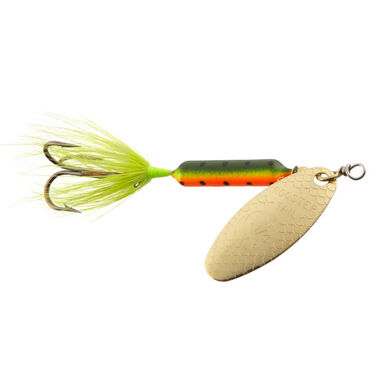 Worden's Rooster Tail Single Hook, 1/4 oz.