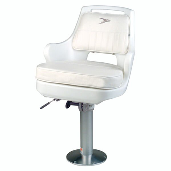 Wise Pilot Chair With Fixed Pedestal