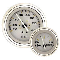 Sierra Gold Sterling Trim Gauge, Part #67175P