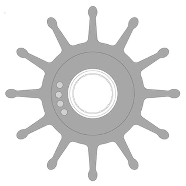 "Johnson Pump Impeller Replacement Kit, 3-3/4"" Diameter"
