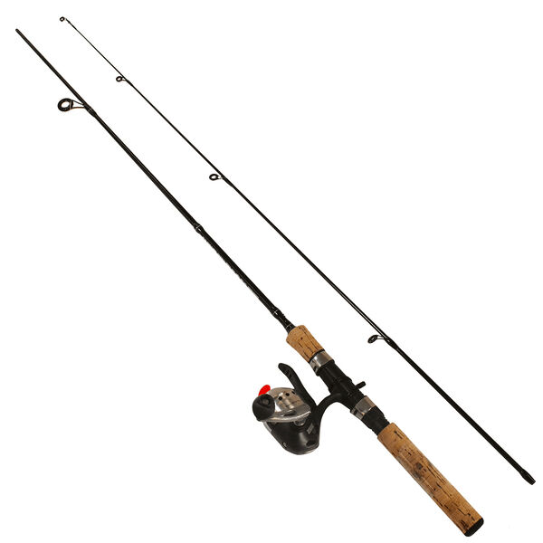 Zebco 33 Micro Triggerspin Spincast Rod And Reel Combo