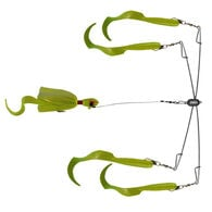 "Blue Water Candy 4-Arm 20"" Umbrella Rig with 3 oz. Jig"