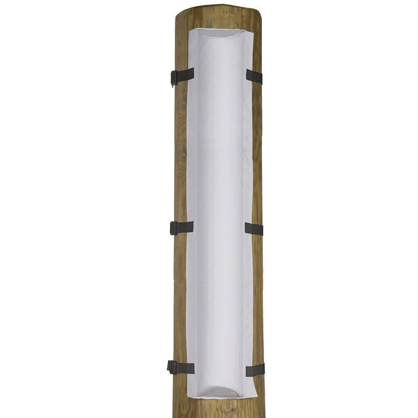 """Portable Post Bumpers, 36"""" long, pair"""