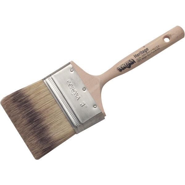 """Corona Heritage Paint Brush, 3"""""""