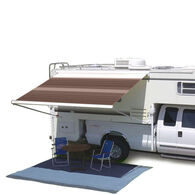 """Carefree Campout Bagstyle Awning, Sierra Brown, 9' 10"""""""