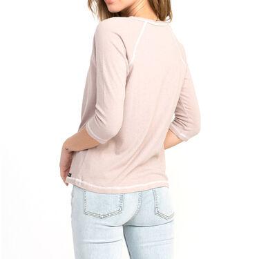 RVCA Women's Label Short-Sleeve Tee