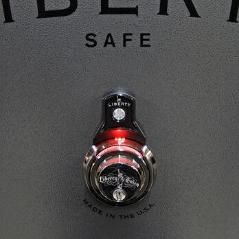 Liberty Safe Security Safe Lock Light, Manual Lock