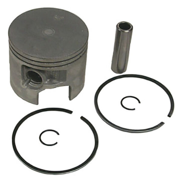 Sierra Piston Kit For Mercury Marine Engine, Sierra Part #18-4628