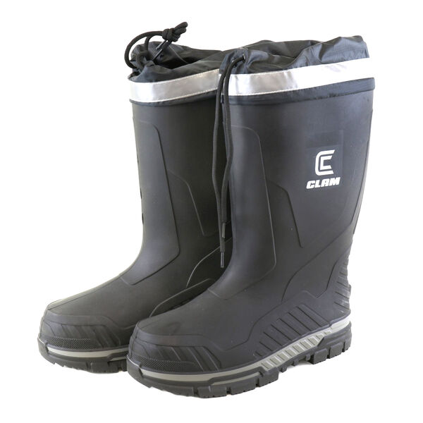 Clam Outdoors Sub-Zero X Rubber Boot