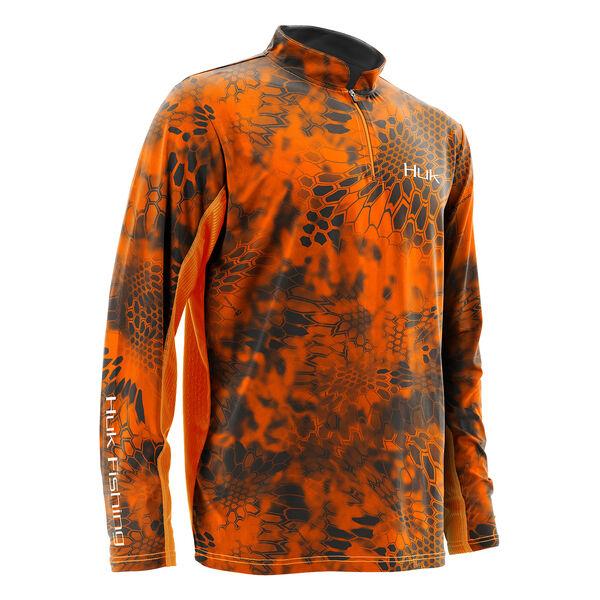 Huk Men's Kryptek Icon Quarter-Zip Pullover