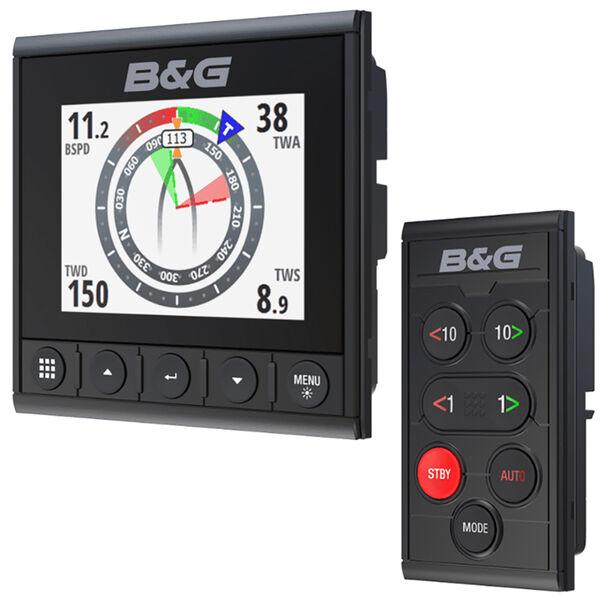 B&G Triton 2 Pilot Controller And Digital Display Pack