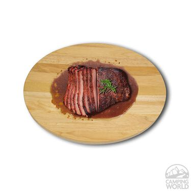 Gripperwood Concave Cutting Board