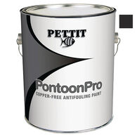 Pettit Black Pontoon Paint, Gallon