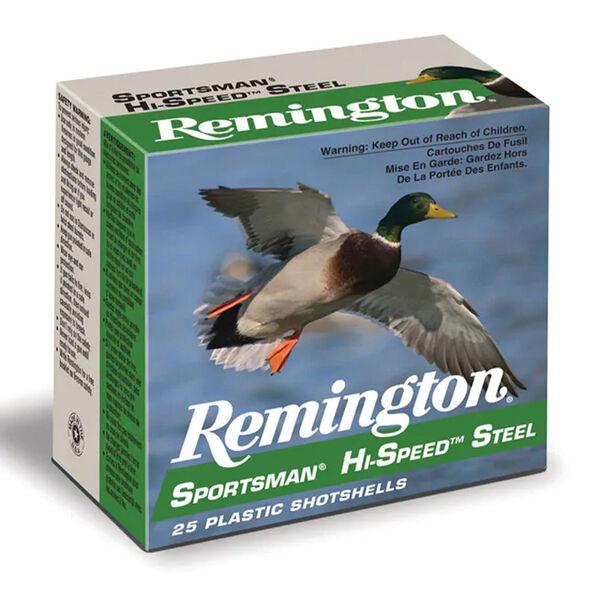 "Remington Sportsman Hi-Speed Steel Shot Shells, 10-Ga., 3-1/2"", BB Shot"