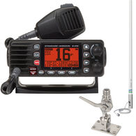 Standard Horizon Eclipse GX1300 Class D VHF Package w/Shakespeare 5101 Antenna and SS Mount