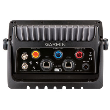 Garmin GPSMAP 741xs Chartplotter With GMR 18 HD Radome