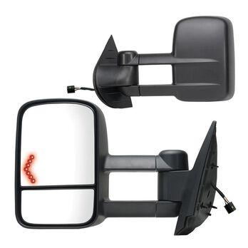 K Source OEM Style Towing Mirror