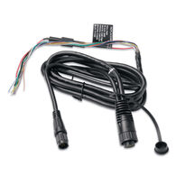 Garmin Power/Data Cable For Fishfinder 300C/400C And GPSMAP 400/500 Series