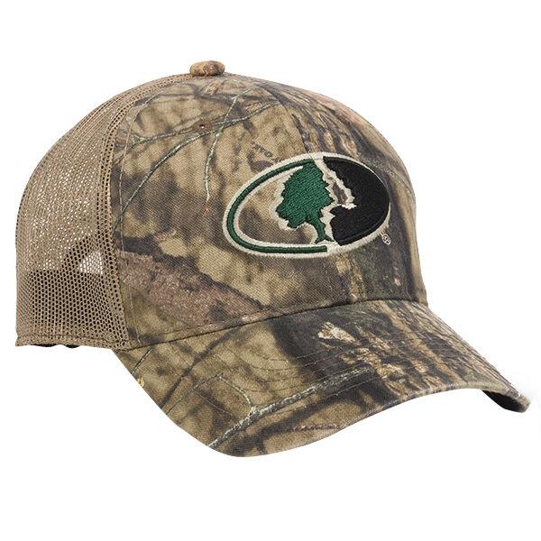 Mossy Oak Men's Mesh Back Cap