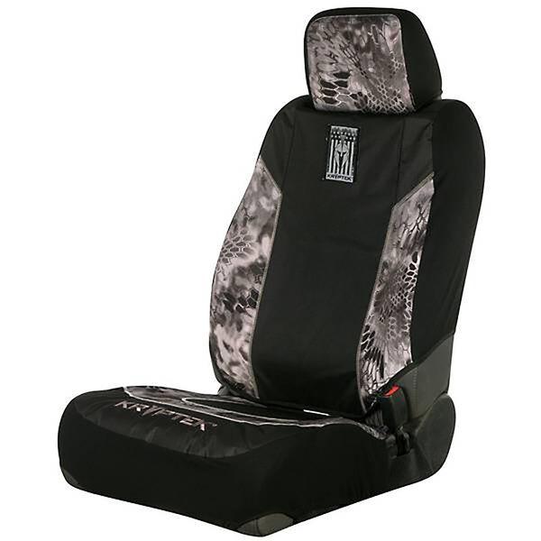 Kryptek Patriot Warrior Lowback Bucket Seat Cover