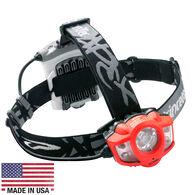 Princeton Tec Apex LED Headlamp, Red
