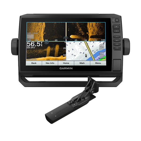 Garmin ECHOMAP UHD 93sv GPS/Fishfinder Combo - US LakeVu g3