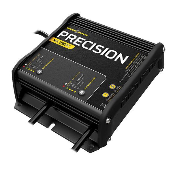 Minn Kota On-Board Precision Charger, 2 bank, 15 amps