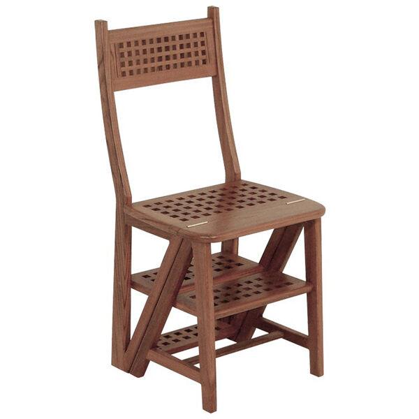 Whitecap Teak Chair/Steps