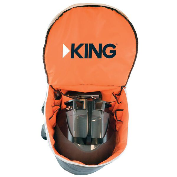 KING Quest/Tailgater Portable Satellite TV Antenna Carry Bag