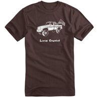 Livin' Country Men's Truck Short-Sleeve Tee