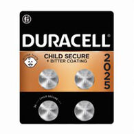 Duracell Lithium 2025 Coin Batteries, 4-Pack