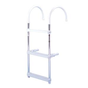 Dotline Gunwale Hook Ladder, 3-Step