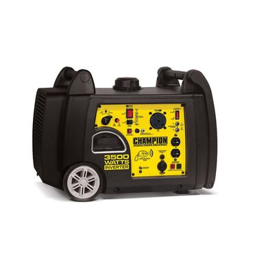 Champion 3500-Watt Portable Inverter Generator
