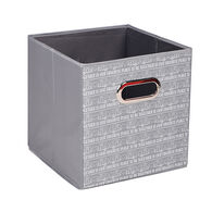 Home Expressions Our Favorite Place Collapsible Storage Cube
